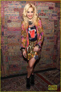 Rita Ora swag girl :)