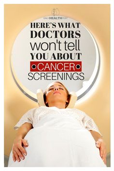 Once we get to a certain age, most adults do it because their doctors tell them it_s routine and the right thing to do: cancer screening.