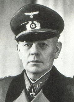 Staff Sergeant Gustav Wagner responsible for 150,000 deaths at the extermination camp of Sobibor.