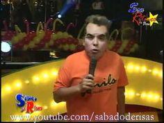 Raul Refeo - Sabado de Risas - www.silversfox.com donde las estrellas br...