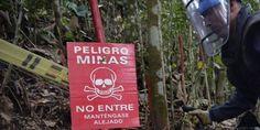 Colombia ruega al mundo para terminar con las minas antipersonas - http://aquiactualidad.com/colombia-ruega-al-mundo-para-terminar-con-las-minas-antipersonas/