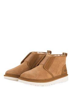 Boots NEUMEL FLEX von UGG bei Breuninger kaufen Uggs, Puma Fierce, Ugg Boots, Camel, High Top Sneakers, Slip On, Shoes, Products, Fashion