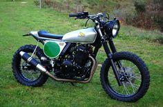 Honda Elsinore 650 I want one