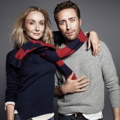 Philippe Cousteau & Alexandra Cousteau #MakeLove Holiday 2013