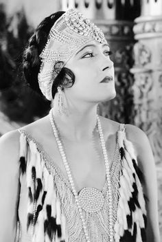 Gloria Swanson │ My American Wife, 1922