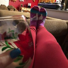 Enjoying my from my staff. Stemless wine glass (with Baileys in it. I know) and socks! Baileys, Christmas Goodies, Rebel, Wine Glass, Unicorn, Socks, Instagram, Stockings, A Unicorn