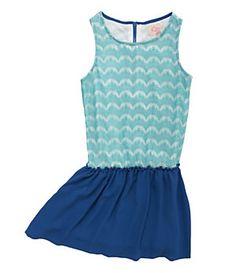 GB Girls 7-16 Drop-Waist Lace Dress | Dillard's Mobile