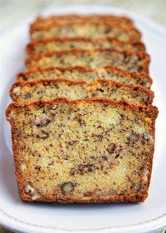 The Very Best Banana Nut Bread Crazy Good Butter Sugar