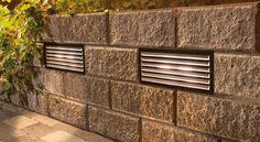 Lakka-muurivalaisimet luo tyylikästä valoa siististi #netrautalikes #lakka #muurikivet #valaistus