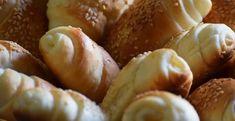 Domáce obyčajné rožky - Receptik.sk Pretzel Bites, Tiramisu, Potatoes, Bread, Cheese, Vegetables, Cake, Food, Anna