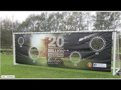 Manchester United Goal Challenge Nani vs Berbatov vs Owen