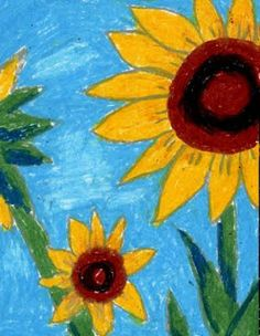 Art Projects for Kids: artist Van Gogh