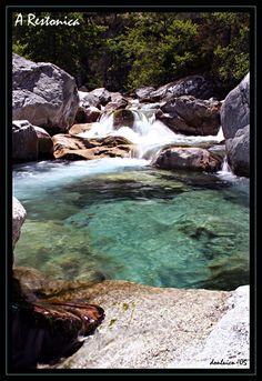 Piscine Naturelle - Corte, Corse Cap Corse, Destinations, Sainte Lucie, Natural Pools, Ends Of The Earth, The Neighbourhood, Places To Go, Mandala, Beautiful Places
