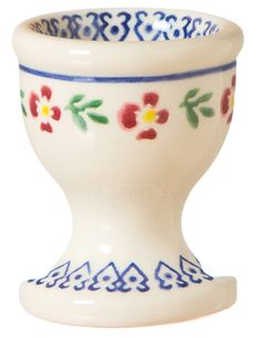 Eggcup Old Rose Nicholas Mosse Pottery #eggcup
