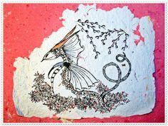 Inspiration Zendala - Acadien à Cornes d'Or