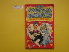 J 5251 RIVISTA A FUMETTI MEGA ALMANACCO WALT DISNEY N 380 DEL 1988 - http://www.okaffarefattofrascati.com/?product=j-5251-rivista-a-fumetti-mega-almanacco-walt-disney-n-380-del-1988