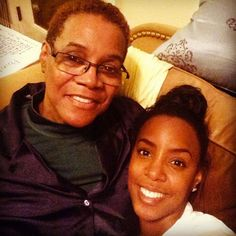 Kelly Rowland's Mother Doris Rowland Garrison Passes Away