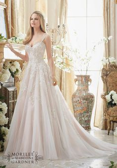 Mori Lee Bridal 2881 Mori Lee Bridal by Madeline Gardner