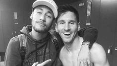 Mirá el mensaje que Neymar le dedicó a Lionel Messi