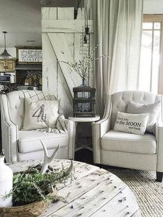 4 Things You Need to Know About Farmhouse Style House Design 2019 63 Marvelous Farmhouse Style Home Decor Ideas www.futuristarchi The post 4 Things You Need to Know About Farmhouse Style House Design 2019 appeared first on House ideas. Easy Home Decor, Room Design, Rustic Farmhouse Living Room, Home, House Interior, Rustic Home Decor, Living Decor, Living Room Designs, Rustic House