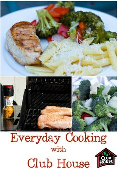 Every day cooking with Club House Canada