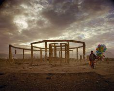 feature: Afghanistan Chronotopia // Simon Norfolk - instituteartist.com