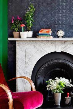 Deco Paradiso by Anaglypta - Paintable White - Wallpaper : Wallpaper Direct Old Wallpaper, White Wallpaper, Wallpaper Ideas, Interior Design Programs, Interior Design Living Room, Interior Ideas, Interior Inspiration, Luxury Homes Interior, Luxury Home Decor