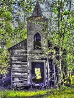 Abandoned Church ~ Photos Hub