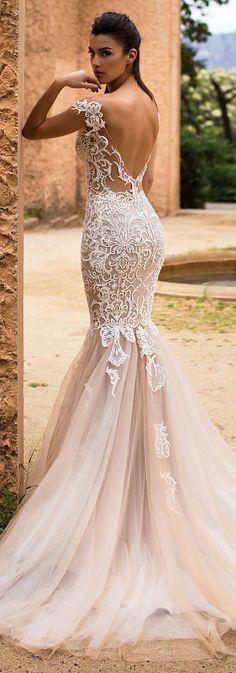 Wedding Dress by Milla Nova White Desire 2017 Bridal Collection - Olivia