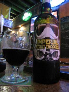 I like my beer on the dark side.