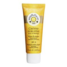 Roger and Gallet Bois d'Orange Creme Sublime - Hand and Nail Cream SPF15 75ml >>> Unbelievable  item right here! : Skin Care - Feet, Hands, Nails