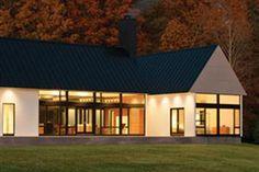 modern farmhouse Becherer House, Charlottesville, Va. Modern Farmhouse Exterior, Modern Barn, Facade House, Home Builders, Patio, Exterior Design, Future House, Building A House, Beautiful Homes