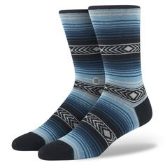 Welcome to Calexico // Stance Socks