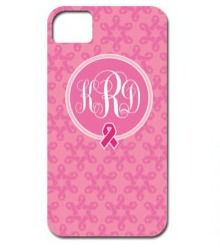 Breast Cancer iPhone Case