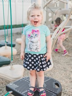 Shop the Look from threeclementines on ShopStyleGirls fashion, toddler fashion, girls style Tween Fashion, Toddler Fashion, Kids Swimwear, Kids Swimming, Ootd, Hairstyles, Girls, How To Wear, Vintage