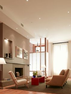 SPG Architects :: Work : Apartments / Lofts : Morgan Loft New York City