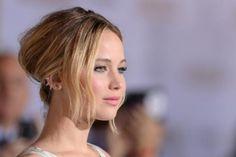 Jennifer Lawrence en video contra el ébola   / AFP