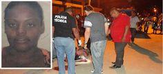 """""""Renatona"""" é assassinada a tiros próximo à rodoviária"""