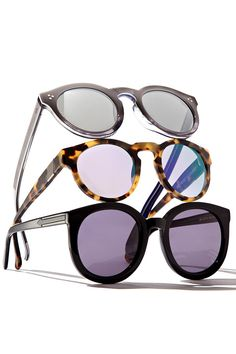 Find your first look for spring with designer sunglasses.