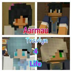 Aarmau  and Travlyn 4 Life