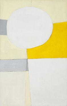Beatrice Mandelman, White Sun, Harwood Museum