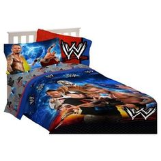 WWE   Wrestling Champions Bedding Set