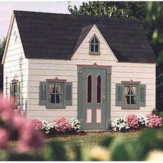 Princess Cottage Playhouse : Fantasy Fairy Tales at PoshTots