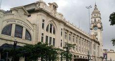 A Estação Júlio Prestes é uma das mais antigas de São Paulo e abriga a sede da Osesp.