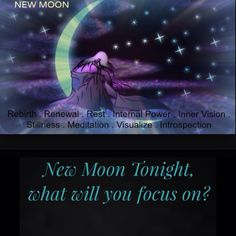 What will you use the power of the new moon for?