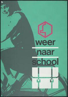 Ben Bos, Weer naar school