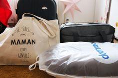 Se sentir bien à la maternité : sélection shopping valise maternité !