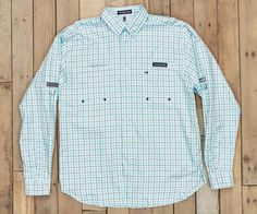 Fishing Shirts - It took two years ofdevelopment, but we are finally ready to release one of our favorite products for the season.The Harbor Cay Fishing Shirt is made fro...