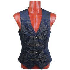 Men Floral Printed Vest