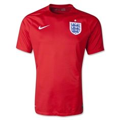 England 2014 Authentic Away Soccer Jersey - The Official FIFA Online Store